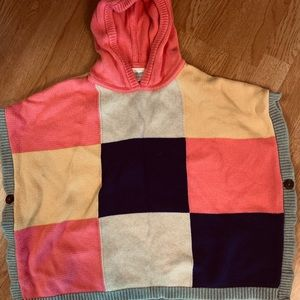 Hannah Anderson never worn poncho size 130